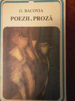 G.Bacovia - Poezii. Proza. foto