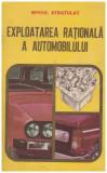 Exploatarea rationala a automobilului