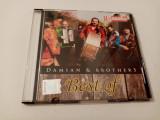 Cd original-Best Of Damian &Brothers-Muzica buna Lautareasca