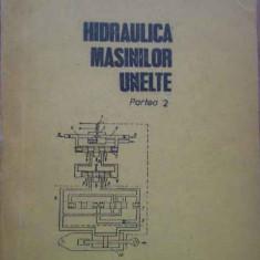Hidraulica Masinilor Unelte Partea 2 - I. Condrea ,280422