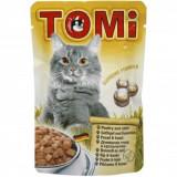 Cumpara ieftin Tomi Cat cu Pui si Iepure, 20 plicuri x 100 g