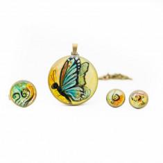 Set Bijuterii Special Butterfly