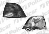 Lampa semnalizare fata Bmw Seria 3 E36 Coupe/Cabrio 12.1990-03.2000 BestAutoVest partea stanga, fumuriu