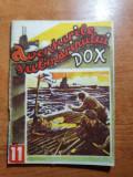 Carte pentru copii anii '90 -aventurile submarinului dox,nr 11