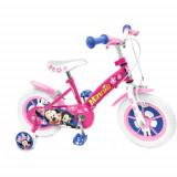 Bicicleta Minnie Mouse, 14 inch