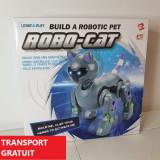 Robot Electromecanic de asamblat Pisica