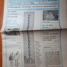 magazin 20 ianuarie 1990-articol despre revolutie