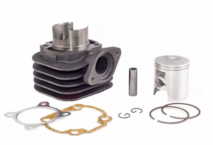 Kit Cilindru - Set Motor Scuter Kymco Super 8 - 2T - 80cc - AER