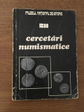 Cercetari numismatice nr. 5 (1983)