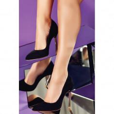 Pantofi Caroline Negri Piele Intoarsa, 35 - 40