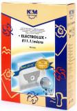 Sac aspirator Electrolux Mondo, sintetic, 4X saci + 2 filtre, KM, K&m