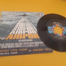 VINIL VINCENT BELL-AIRPORT LOVE THEME 1970 DISC MCA STARE FB/EX