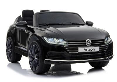 Masinuta electrica Volkswagen Arteon cu Display MP4 TouchScreen, jet black foto