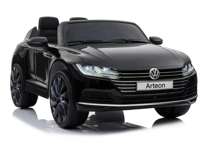 Masinuta electrica Volkswagen Arteon cu Display MP4 TouchScreen, jet black