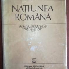 Natiunea romana- Stefan Stefanescu
