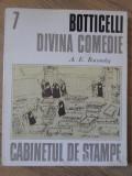 BOTTICELLI DIVINA COMEDIE-A. E. BACONSKY