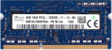 Cumpara ieftin Memorii Laptop SKhynix 4GB DDR3 PC3L-12800S 1600Mhz 1.35V HMT451S6BFR8A
