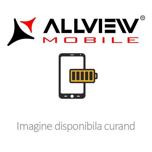 Capac de Spate Original pentru ALLVIEW Viva H7 Life (Rosu)