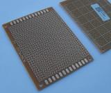 Placa test PCB 7 x 9 cm, (one side) prototip / prototype Arduino (p.182)