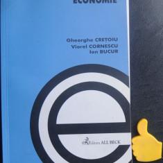 Economie Gheorghe Cretoiu Cornescu Viorel Bucur Ion