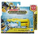 Transformers Cyberverse - Figurina 1-Step Changer Bumblebee