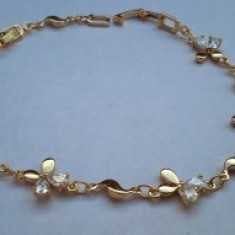 Bratara Luxury Flower Crystal
