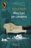 Minciuni pe canapea | Irvin D. Yalom, Humanitas Fiction