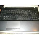 Carcasa inferioara - palmrest si tastatura laptop Samsung 305E