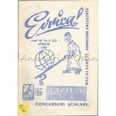 Fizica Pentru Toate Varstele. Nr.: 8 (32), Aprilie 1994