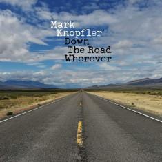 Mark Knopfler Down The Road Wherever LP (2vinyl)