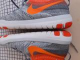 Adidasi NIKE FREE, 37.5, Argintiu