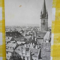 CP Castelul Bran- vedere circulata 1962