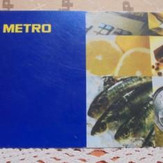 CARD NEBANCAR - METRO - SELF PREST COMEX SRL - CONSTANTA.