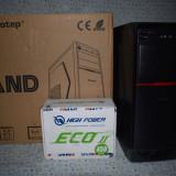 Sistem Ieftin de Gaming I3 4330 + cadou + transport gratis curier, Intel Core i3, 8 Gb