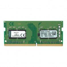Memorie laptop Kingston ValueRAM 4GB DDR4 2400 MHz CL17 1.2V