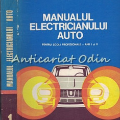 Manualul Electricianului Auto - Ghita Ioan, Raicu Virgil