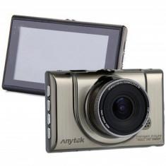 Camera auto DVR iUni Dash 100 Plus, Full HD, WDR, Unghi 170 grade, by Anytek