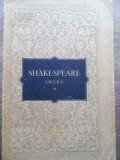 Opere Vol.1 Regele Ioan Comedia Erorilor Romeo Si Julieta - William Shakespeare ,524593