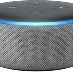 Boxa portabila Amazon Echo Dot 3nd Gen (Gri)
