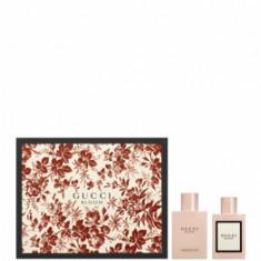 Set cadou Gucci Bloom (Apa de parfum 50 ml + Lotiune de corp 100 ml), pentru femei