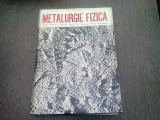 METALURGIE FIZICA - STEFAN MANTEA