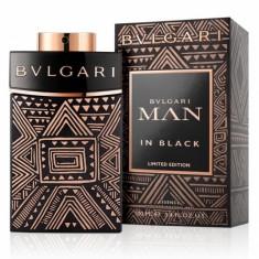 Apa de parfum Barbati, Bvlgari Man in Black Essence, 100ml, 100 ml