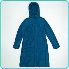 Geaca de iarna, dama, calduroasa, impermeabila, MANGO → femei | marimea M (38)