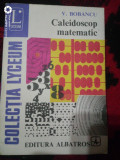 Caleidoscop matematic-probleme distractive,sofisme matematic,biografii-V.Bobancu