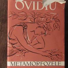Ovidiu - Metamorfozele(ed. cartonata , ilustratii Aurel Stoicescu )