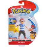 """Set figurina de lupta cu functii 4. 5"""" Pokemon"""
