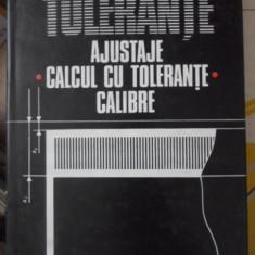 TOLERANTE AJUSTAJE. CALCUL CU TOLERANTE CALIBRE - ION LAZARESCU, COSMINA-ELENA S