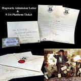 HARRY POTTER - Scrisoare De Acceptare La Scoala Hogwarts De Vrajitorie