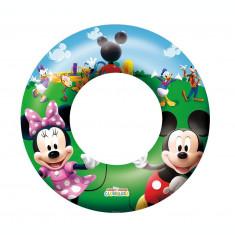 Colac gonflabil inot Disney, copii, Bestway, 56 cm