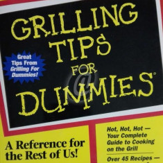 Grilling Tips for Dummies